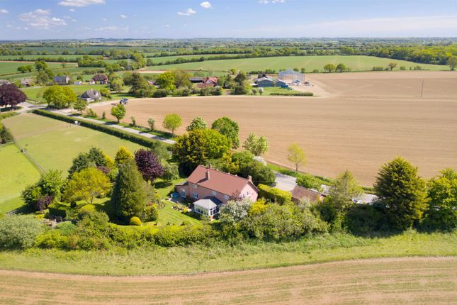 Thumbnail Detached house for sale in Knowl Green, Belchamp St. Paul, Nr Clare