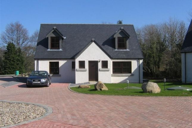 Thumbnail Detached house for sale in Lochindaal Whitehouse, By, Tarbert