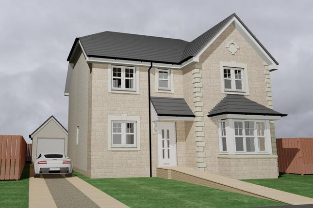 Thumbnail Detached house for sale in Now Released For Sale... Herbison Crescent, Shotts, Shotts