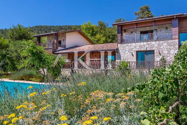 Thumbnail Villa for sale in İslamlar, Kalkan, Antalya Province, Mediterranean, Turkey