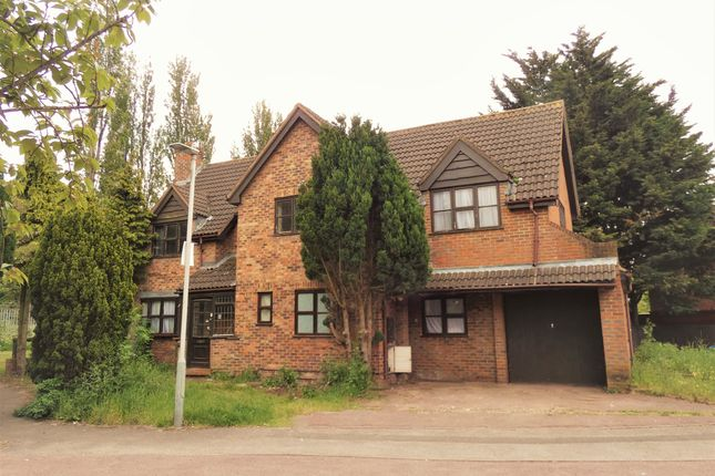 Thumbnail Detached house for sale in Darris Close, Hayes