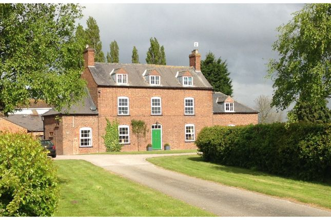 Thumbnail Detached house for sale in Main Road, Long Bennington, Newark