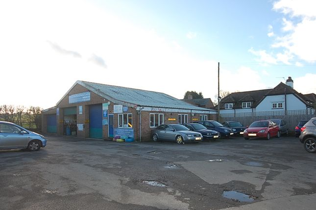 Thumbnail Parking/garage for sale in Wantage Road, Hungerford