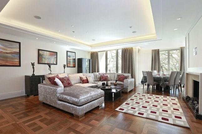 Thumbnail Flat for sale in Ebury Square, Belgravia