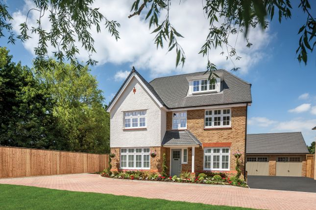 Thumbnail Detached house for sale in Kings Avenue, Ely, Cambridgeshire