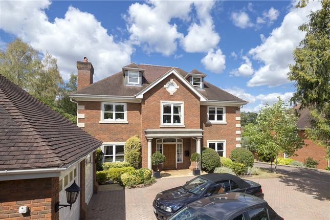 Thumbnail Detached house to rent in Mandarin House, Coombe Hill Road
