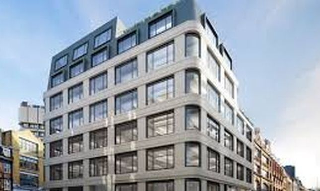 Thumbnail Flat for sale in Rathbone Place, Fitzrovia