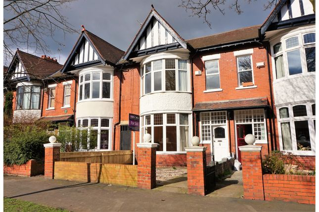 Thumbnail Terraced house for sale in Victoria Avenue, Hull