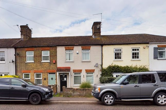 3 bed terraced house for sale in Albion Terrace, Sewardstone Road, London E4
