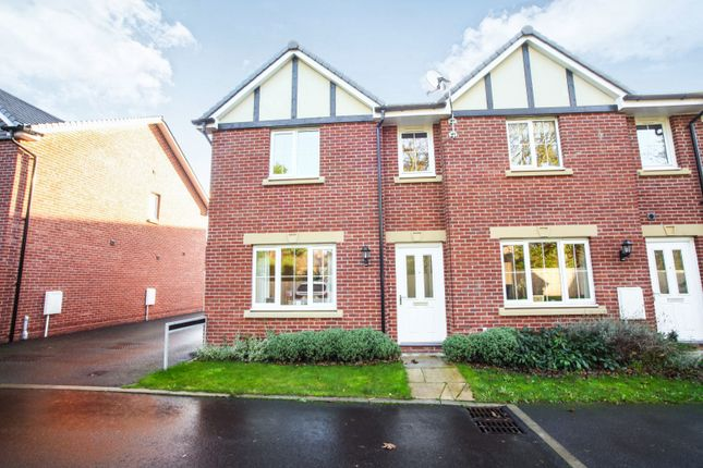 Thumbnail Semi-detached house to rent in Blears Avenue, Regents Park, Nantwich