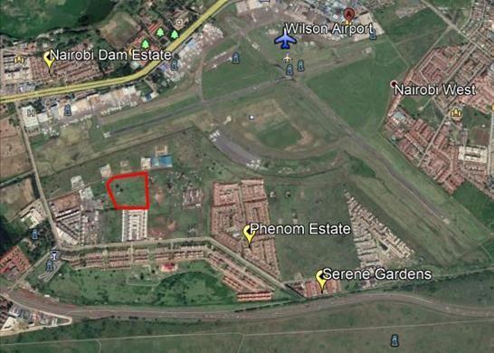 Thumbnail Property for sale in Langata, Nairobi, Kenya