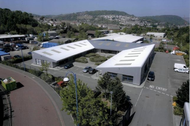 Industrial to let in Maritime Industrial Estate, Pontypridd