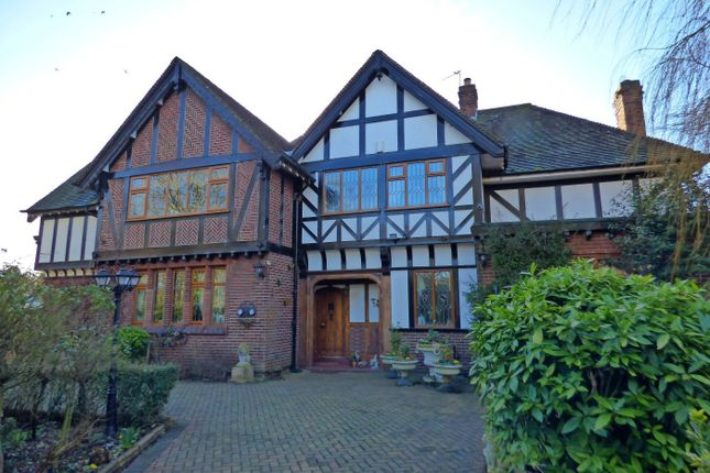 Thumbnail Country house for sale in Laburnam Avenue, Lytham Saint Annes, Lancashire