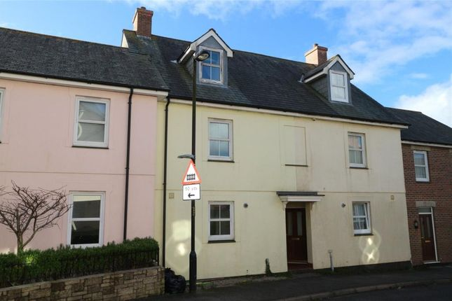 Thumbnail Terraced house for sale in Laity Fields, Camborne, Cornwall