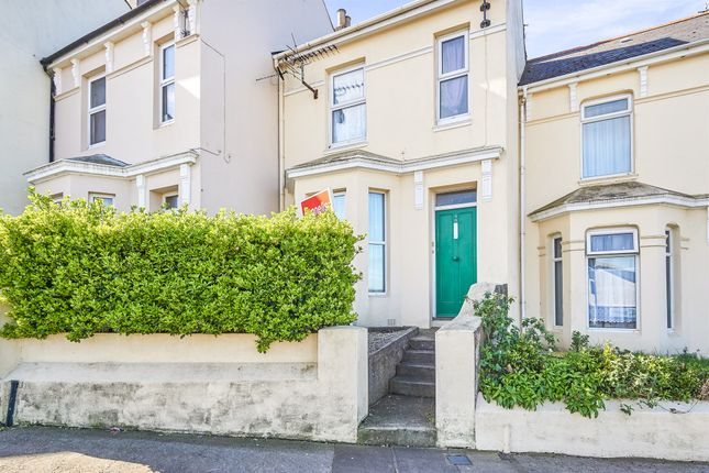 Thumbnail Flat for sale in Oakfield Terrace Road, Plymouth
