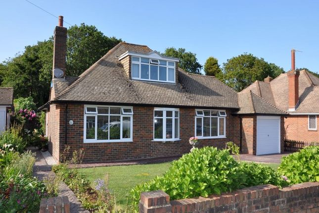 Thumbnail Detached bungalow for sale in Copse Road, Bexhill-On-Sea