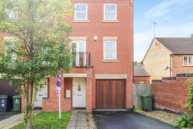Thumbnail End terrace house for sale in Nether Hall Avenue, Great Barr, Birmingham