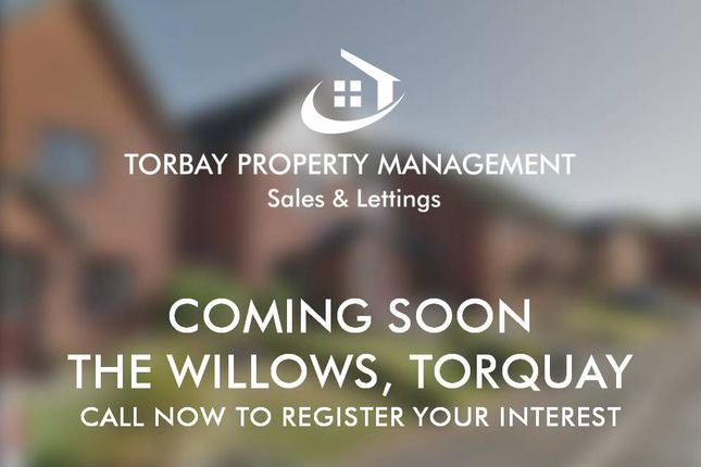 Thumbnail Semi-detached house to rent in The Willows, Torquay