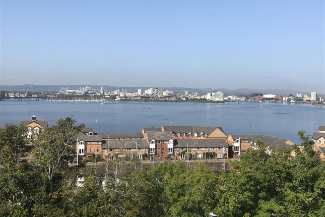 Thumbnail Flat for sale in Northcliffe Drive, Penarth