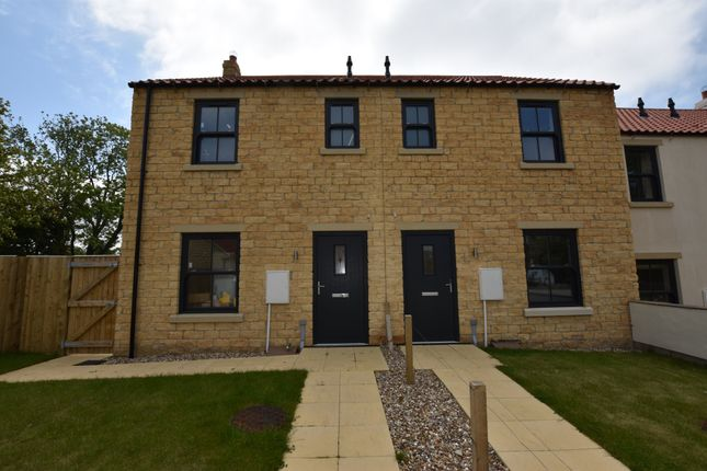 Thumbnail End terrace house for sale in Manor Garth, Seamer