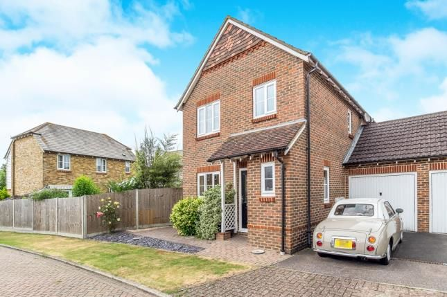 Thumbnail Detached house for sale in The Old Bailey, Harrietsham, Maidstone, Kent