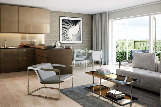 Thumbnail Flat for sale in Smithfield Square, Wood Green, London