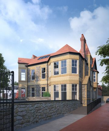 Thumbnail Flat for sale in St Margarets Road St Marychurch
