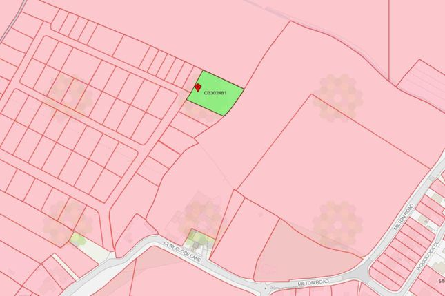 Thumbnail Land for sale in Clay Close Lane, Impington, Cambridge