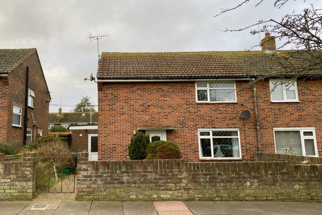 Thumbnail Terraced house for sale in Etchingham Road, Eastbourne