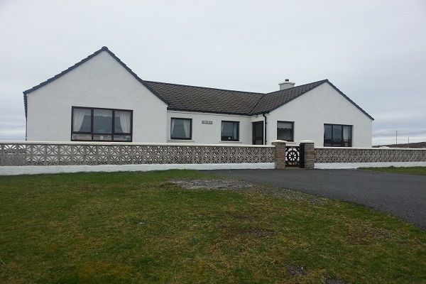 Thumbnail Bungalow for sale in Seabreezes, Bruernish, Isle Of Barra