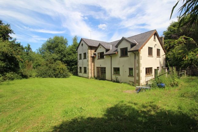 Thumbnail Detached house for sale in Mill Lane Farm Mill Lane, Eccleston, Chorley