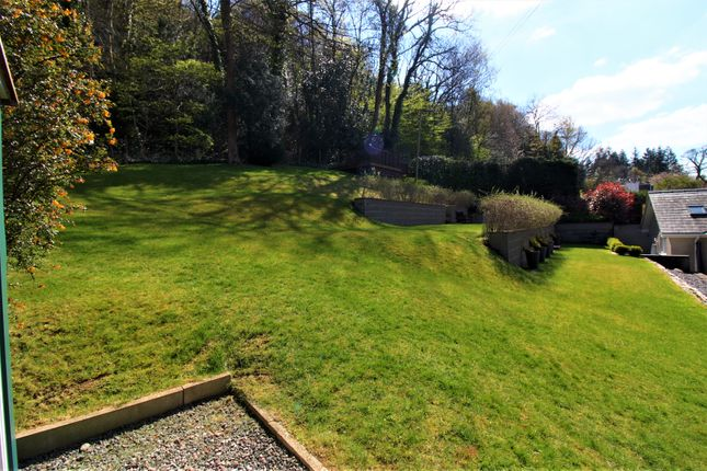 Rear Garden of Llanrwst Road, Betws-Y-Coed LL24