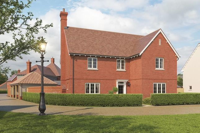 Thumbnail Detached house for sale in Westfield Lane, St Osyth, Clacton On Sea, Essex
