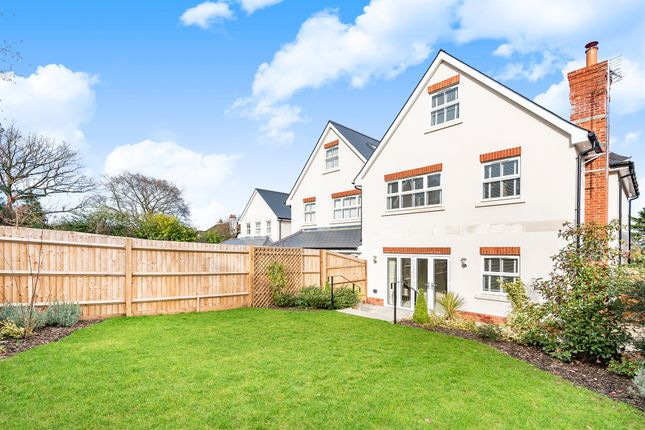 Thumbnail Semi-detached house for sale in Bellworthy Close, Braywick Road, Maidenhead