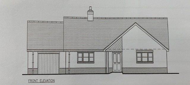 Thumbnail Detached bungalow for sale in Plot 20 The Angle, Land South Of Kilvelgy Park, Kilgetty, Pembrokeshire