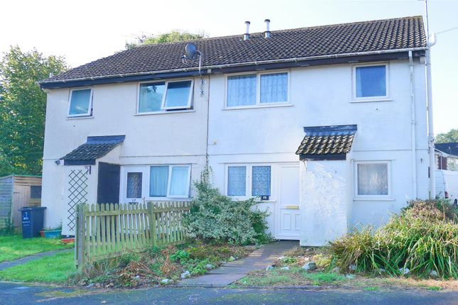 Thumbnail Terraced house for sale in Bubwith Close, Chard