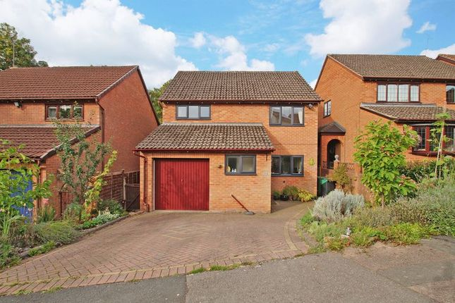 Thumbnail Detached house for sale in Erwood Close, Redditch