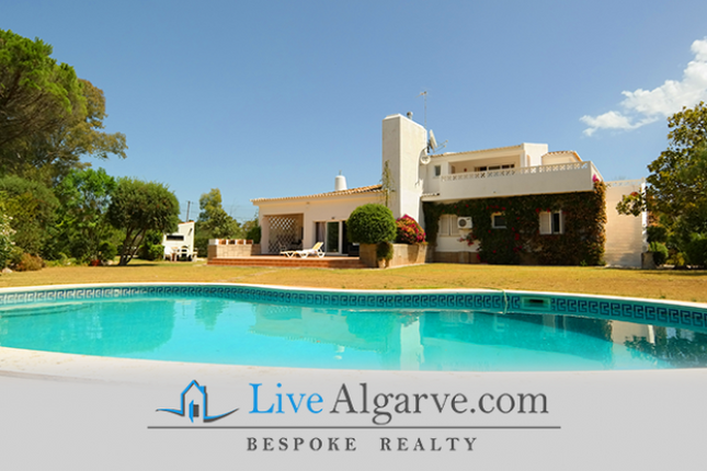 Imposing T4 Villa At Penina Resort, Alvor