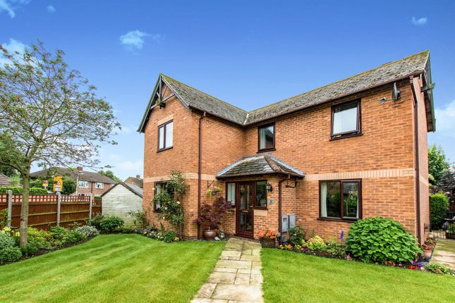Thumbnail Detached house for sale in Lime Grove, Bottesford, Nottingham