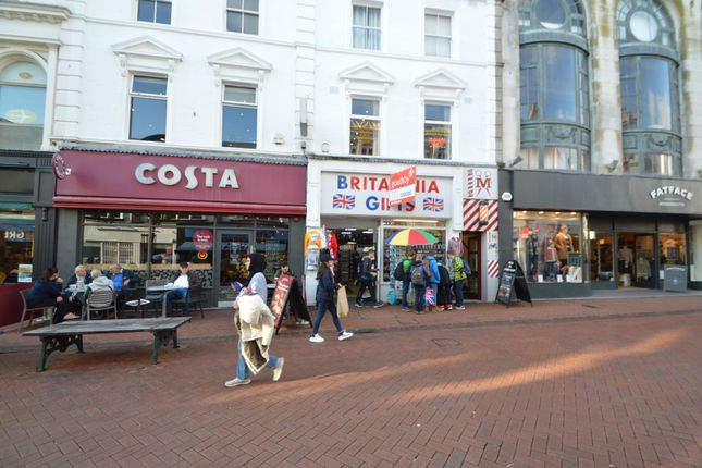 Retail premises to let in 69 Old Christchurch Road, Bournemouth