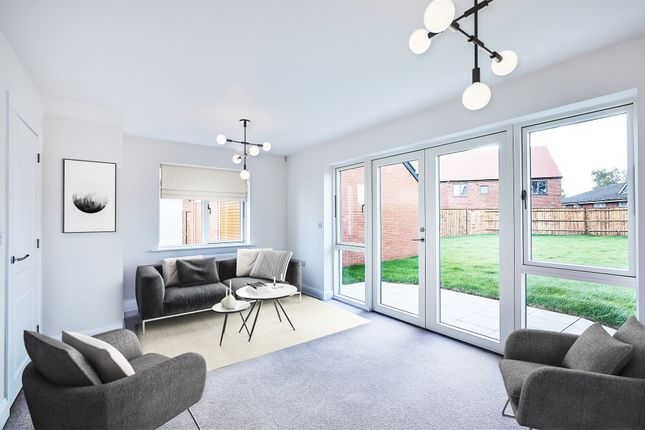Thumbnail Semi-detached house for sale in Omaha Road, St Leonards