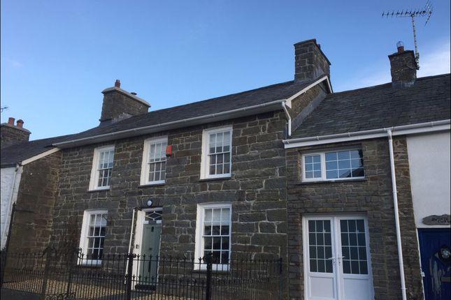 Thumbnail Terraced house to rent in Derwen Gam, Ceredigion