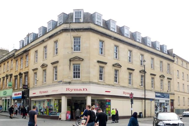 Thumbnail Office to let in Westgate Buildings, Bath