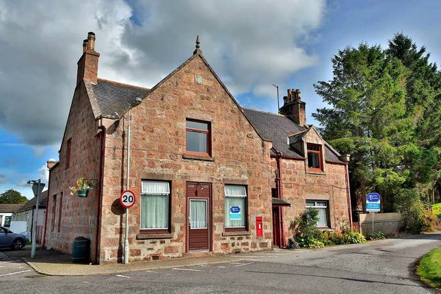 Thumbnail Detached house for sale in Logie Coldstone, Aboyne, Aberdeenshire