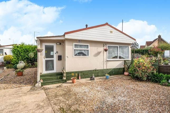 Thumbnail Mobile/park home for sale in Three Star Park, Bedford Road, Henlow, Beds