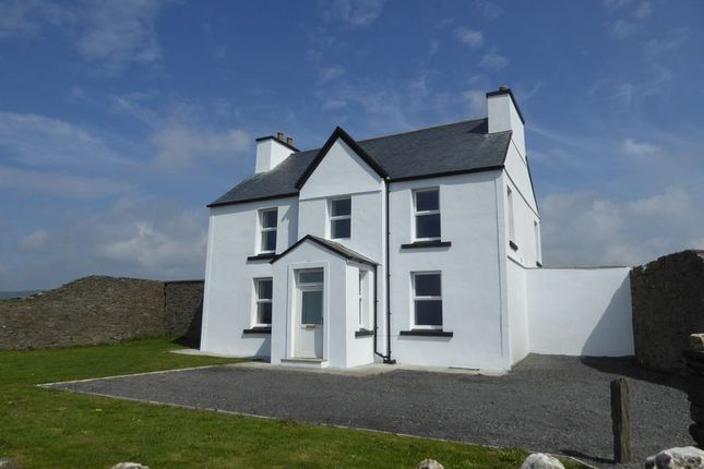 Thumbnail Detached house to rent in Strandhall Farmhouse, Shore Road, Rushen