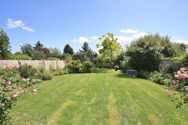 Back Garden of Watlington Road, Benson, Wallingford OX10