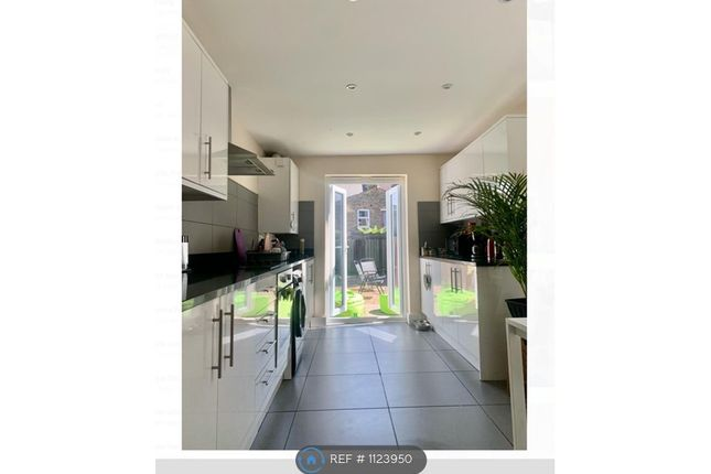 Thumbnail Terraced house to rent in Frith Road, London