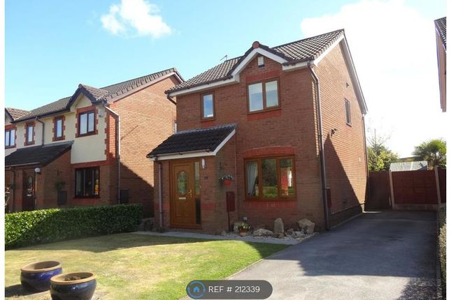 Thumbnail Detached house to rent in Holsands Close, Fulwood