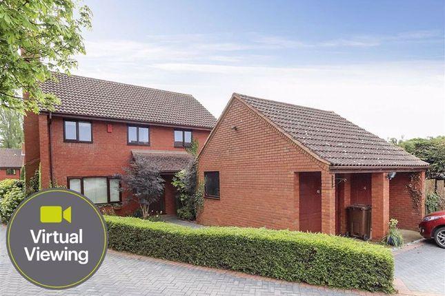 Thumbnail Detached house for sale in Hillersdon Chase, Stoke Hammond, Milton Keynes